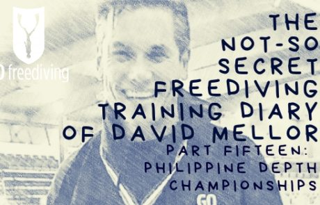 Not-s0-secret Diary of David Mellor Philippine Depth Championships