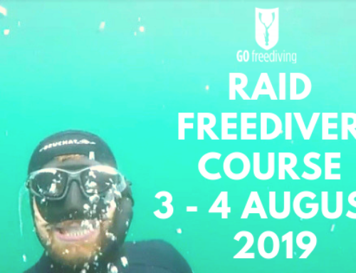 Freediving in a Quarry – A Top Venue For Teaching