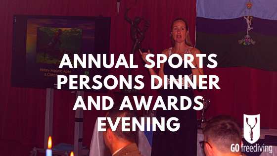 annual sports persons dinner and awards evening