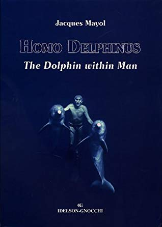 Jacques Mayol – Homo Delphinus - freediving book