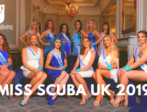 How a Freediver Could Win Miss Scuba UK 2019