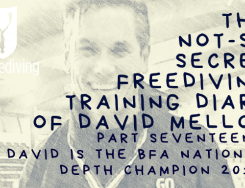 David is the BFA National Depth Champion 2019!