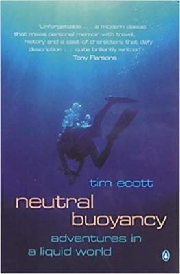 Tim Ecott – Neutral Buoyancy - freediving book