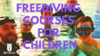 freediving courses for children