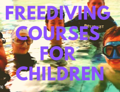 Freediving Courses For Children – What you need to know