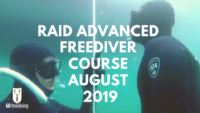raid advanced freediver course