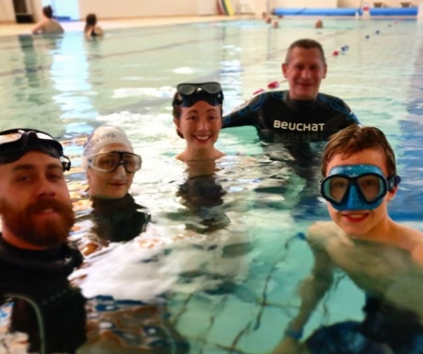 sab freediving club freediving courses for children