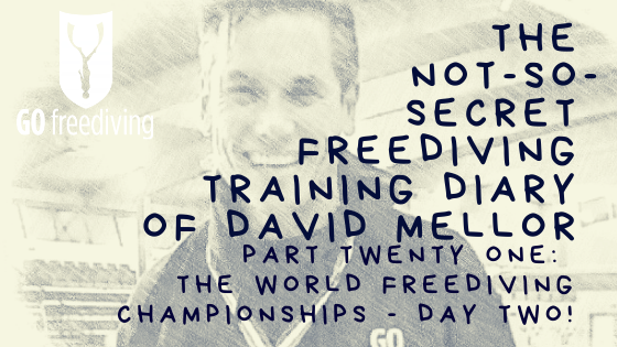 The world freediving championships 21