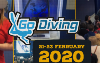 Dive Show Exhibition GO Diving The Ultimate Dive Show