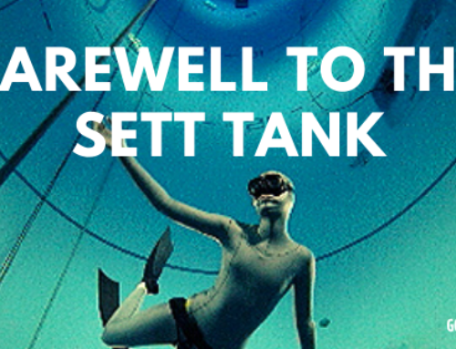 Game, SETT and Match – It's all over for the SETT Tank, Gosport