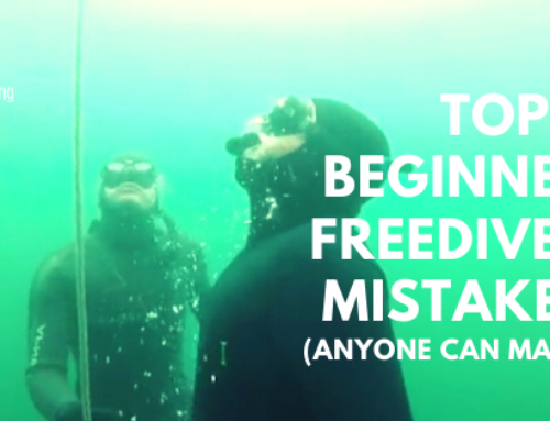 Top 5 Beginner Freediver Mistakes Anyone Can Make