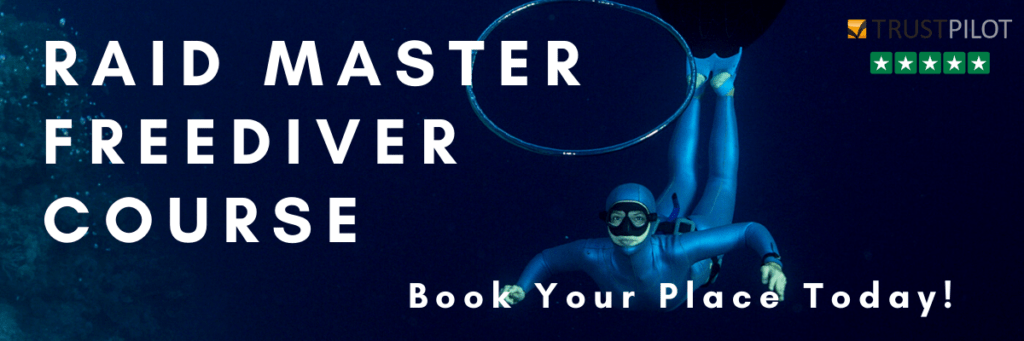 Master Freediver Course