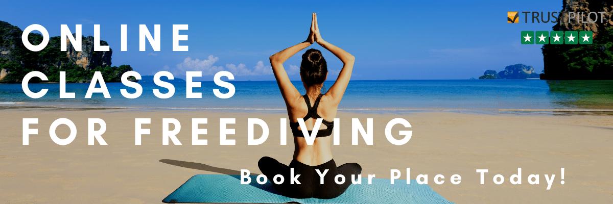 Online Classes for freediving